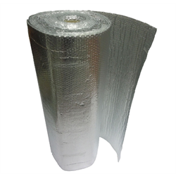 48 x 125' DOUBLE BUBBLE INSULATION FOIL/VINYL