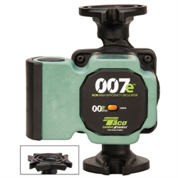 TACO 007e ECM HIGH-EFFICIENCY CIRCULATOR PUMP